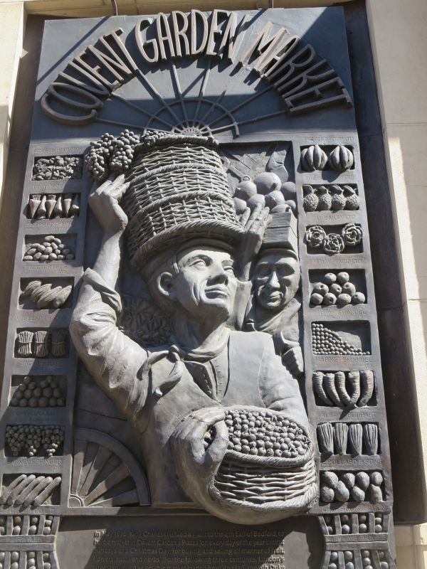 Covent Garden Market Relief