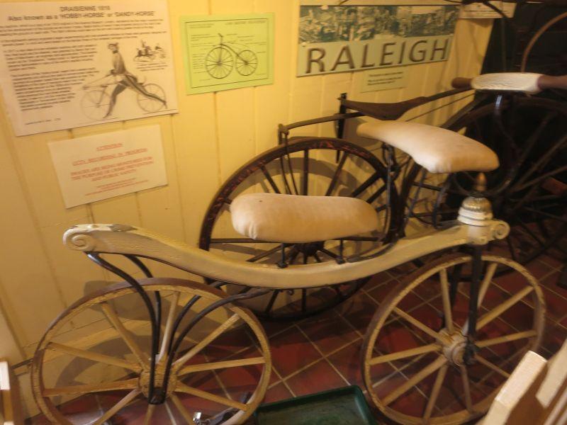 Hobby- Horse Bike