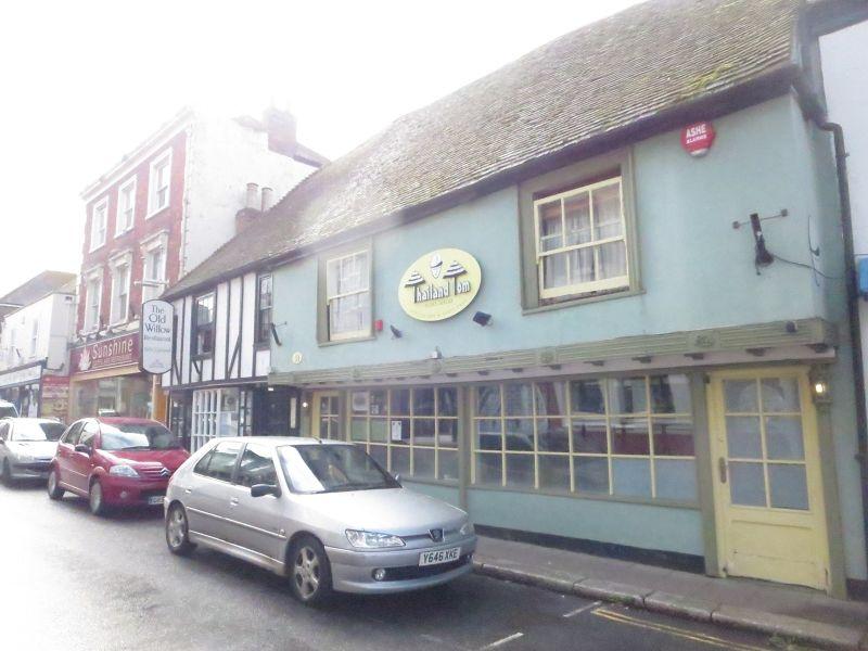 Hythe Shops