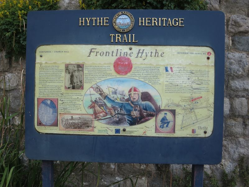 Guided Tours around Hythe