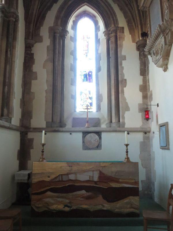 The Calvary Chapel