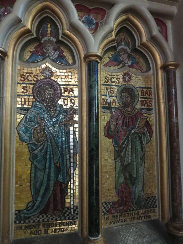 Venetian Mosaic