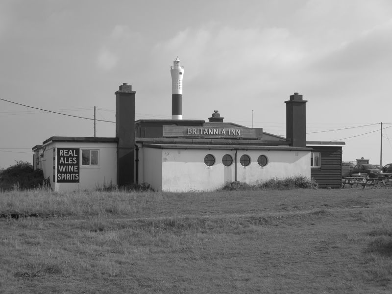 The Only Pub in Dungeness