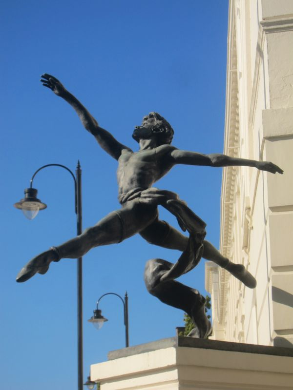 The Flying Dancer
