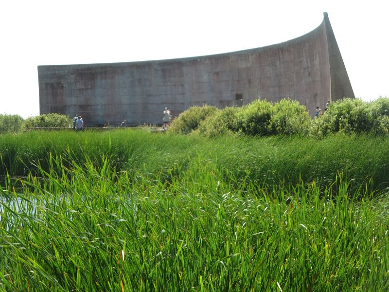 More Photos of the Sound Mirrors
