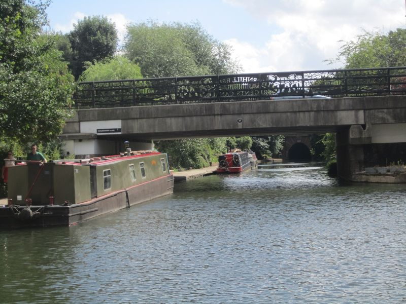 A trip on Regents Canal