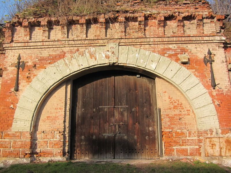 Nowy Modlin Fortress