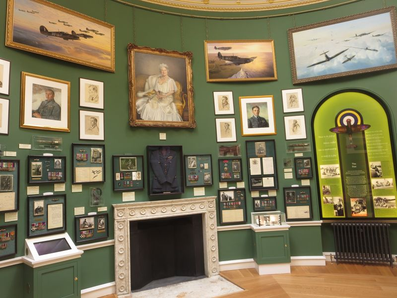 The Bentley Priory Museum