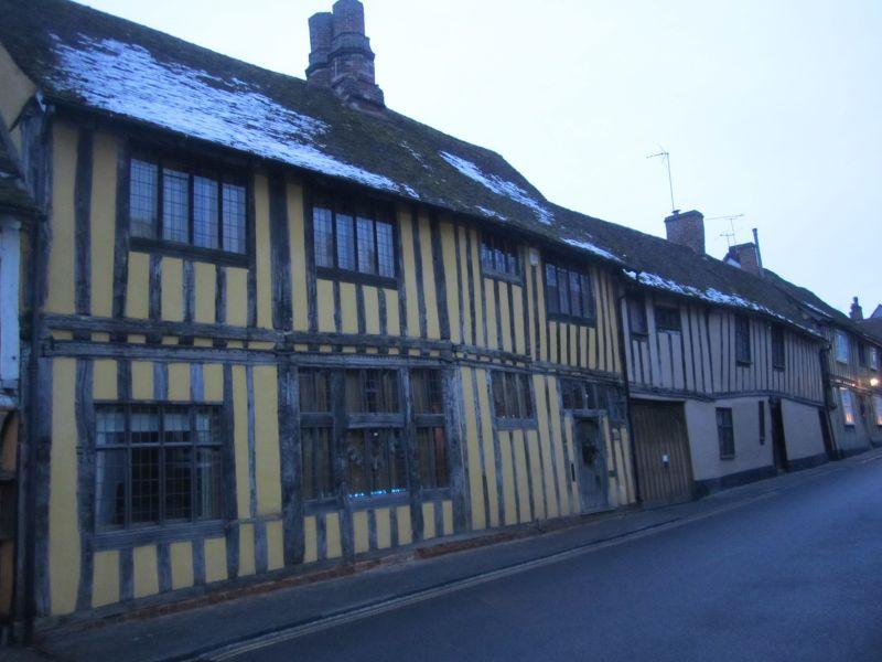 Medieval Wool Village