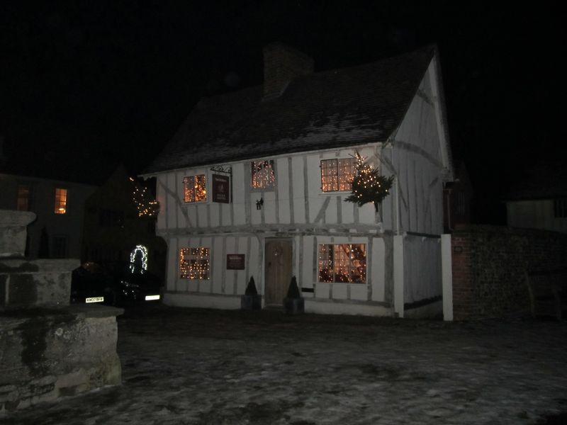 Lavenham Guildhall of Corpus Cristi