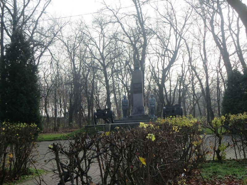 Monument To The Defenders Of Modlin
