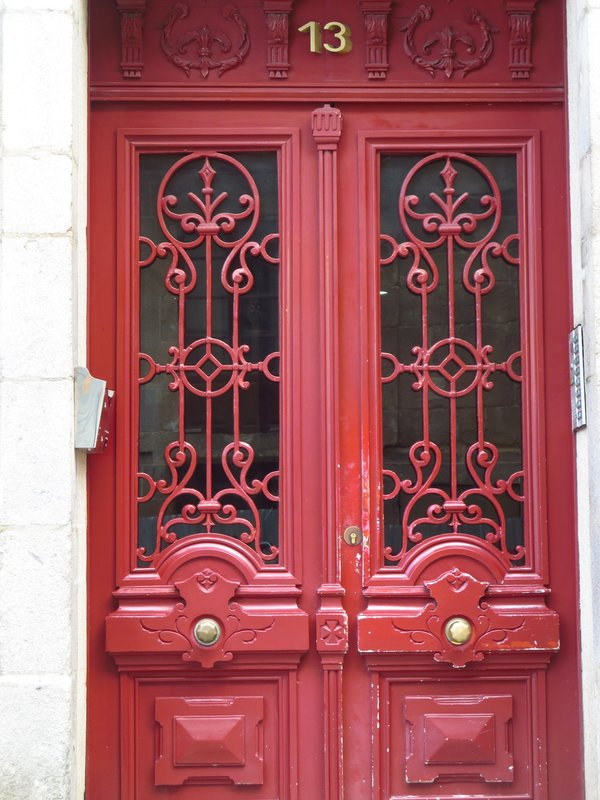 A Decorative Door