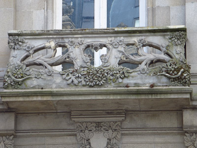 Decorative Balcony