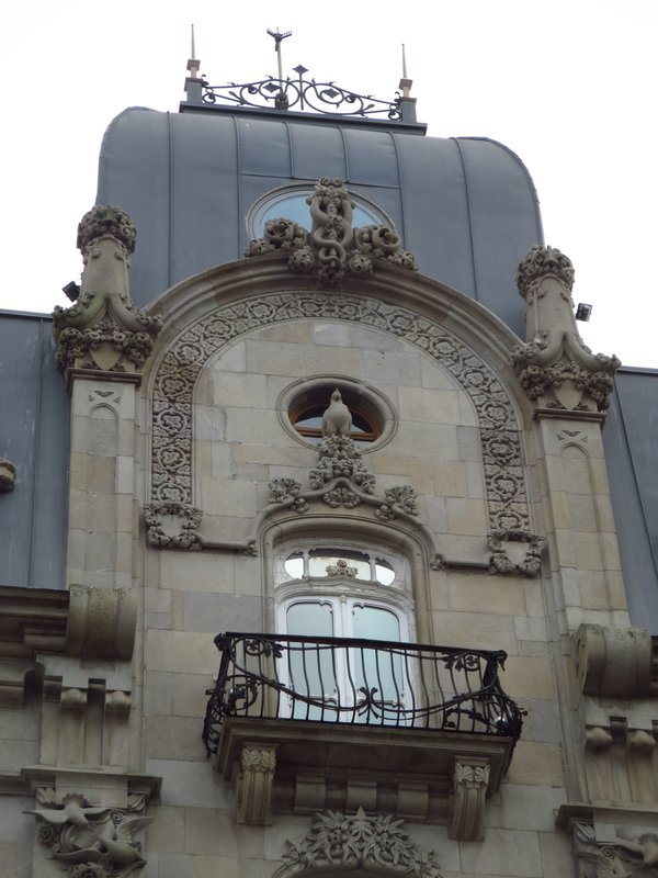 Decorative Building