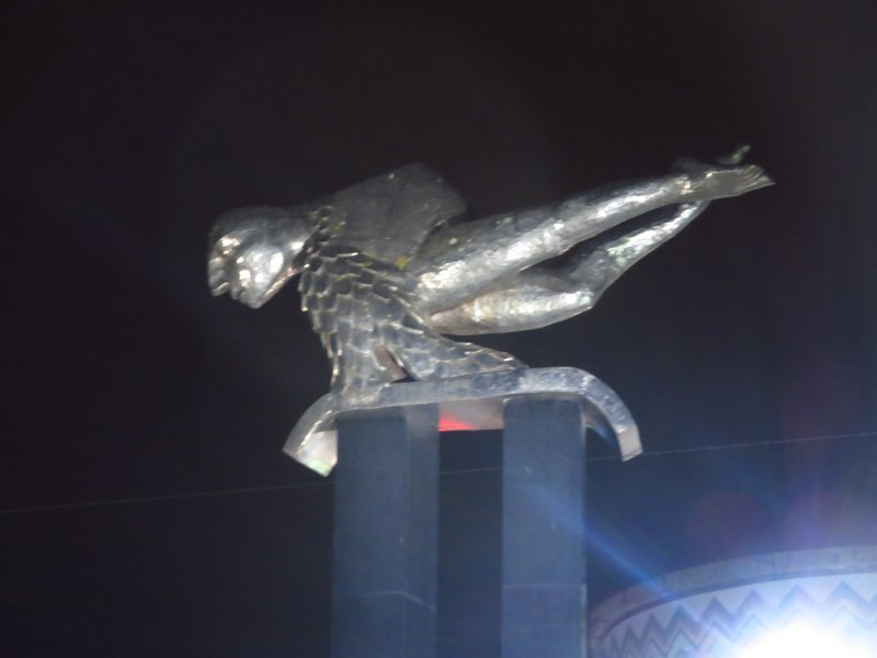 El Sireno Sculpture
