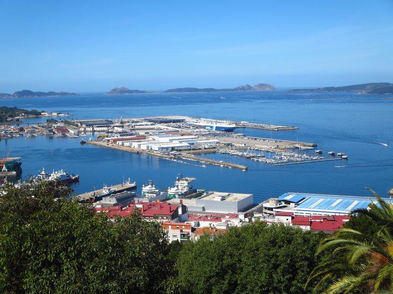 Vigo Bay