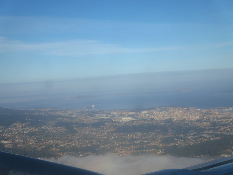 Views Over Vigo