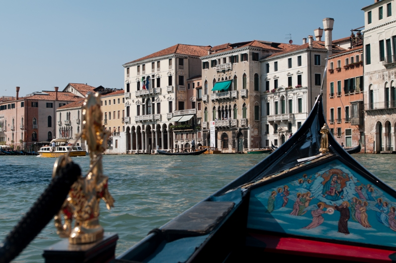 Venice. The Grand Canal