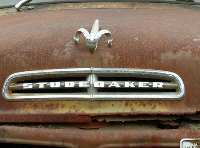 Old car, Forks