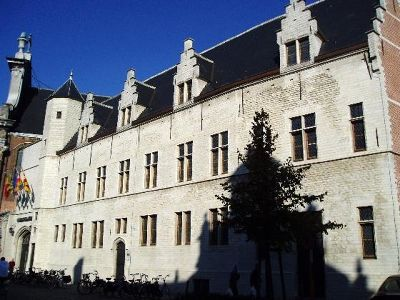 Margaret of York's Palace - Mechelen