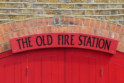 Old Fire Station in South Ealing - Ealing