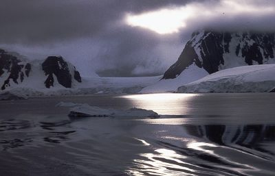 The Lemaire Channel - Antarctica