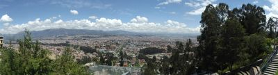 View of Cuenca - Cuenca