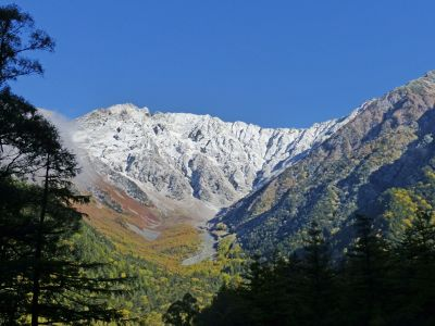 When the skies cleared - Kamikochi