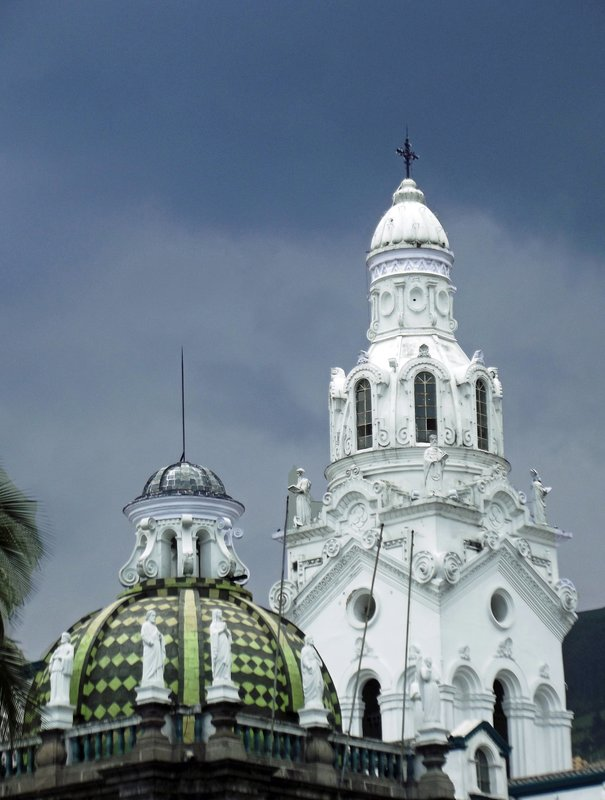 Cathedral, Quito