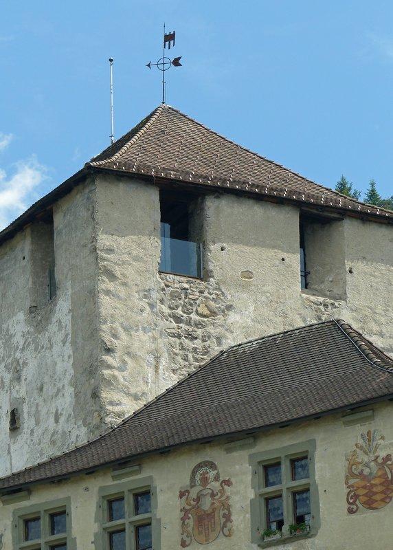Schattenburg, Feldkirch