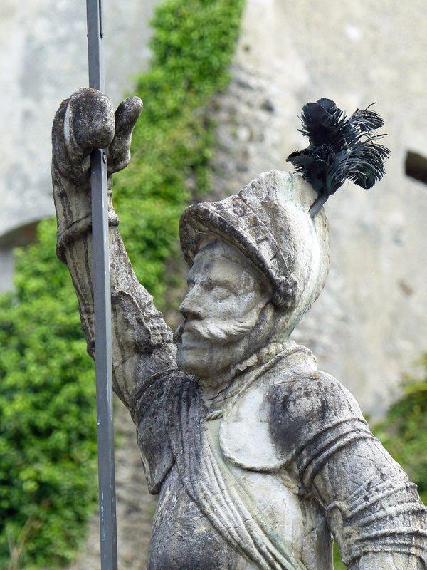 Statue in Feldkirch