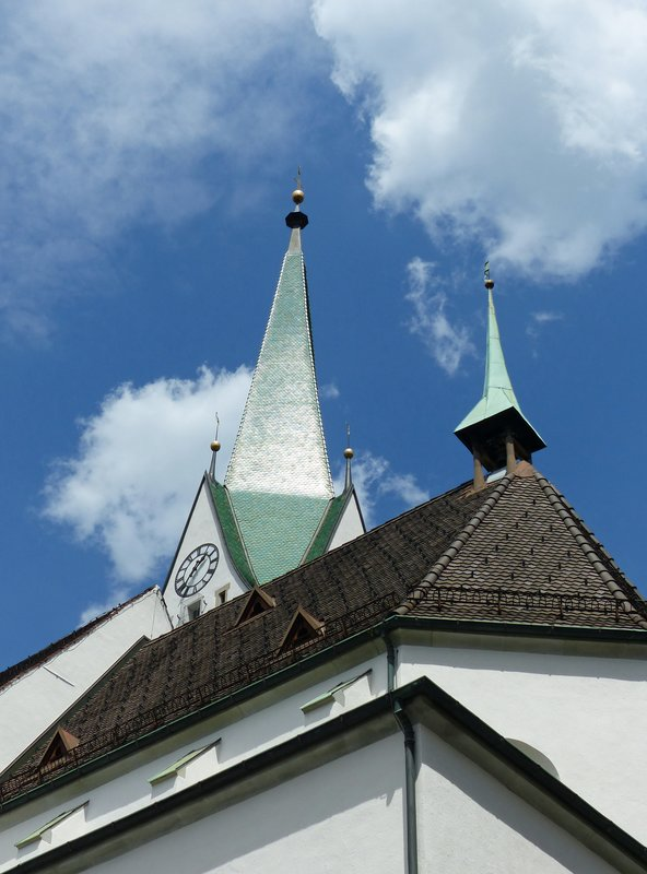St Nicholas cathedral, Feldkirch