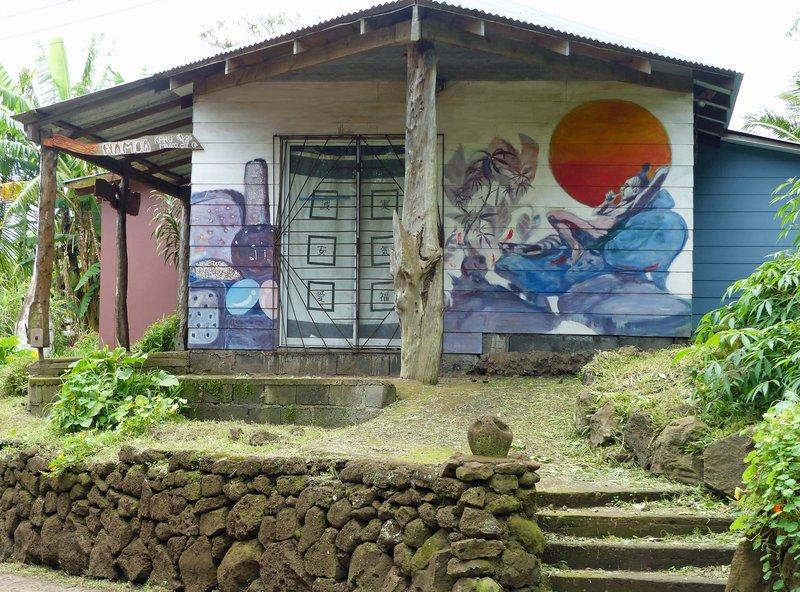 House in Hanga Roa