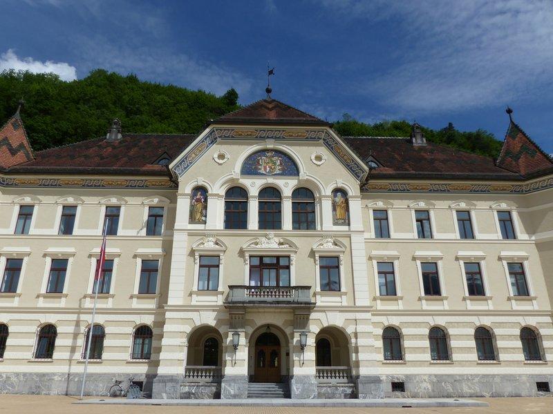 Government building, Vaduz