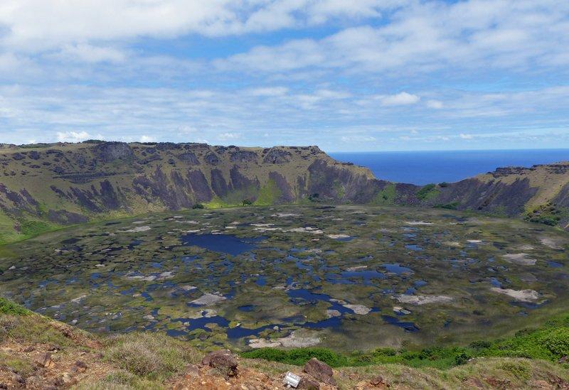 Rano Kau, Rapa Nui