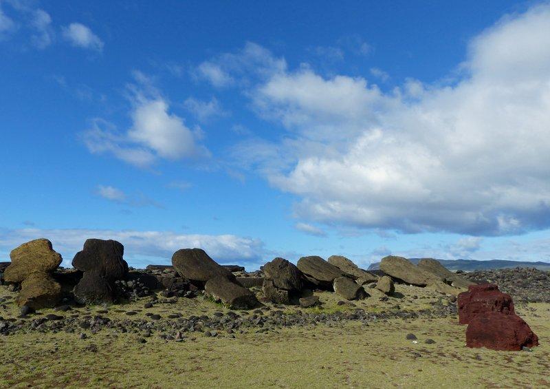 Ahu Vaihu, Rapa Nui