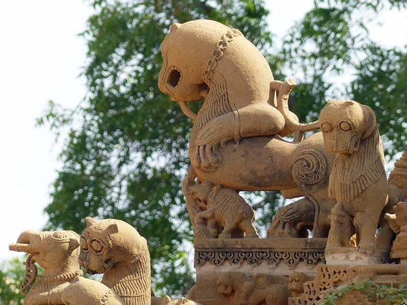 Jain temples - Jaisalmer Fort
