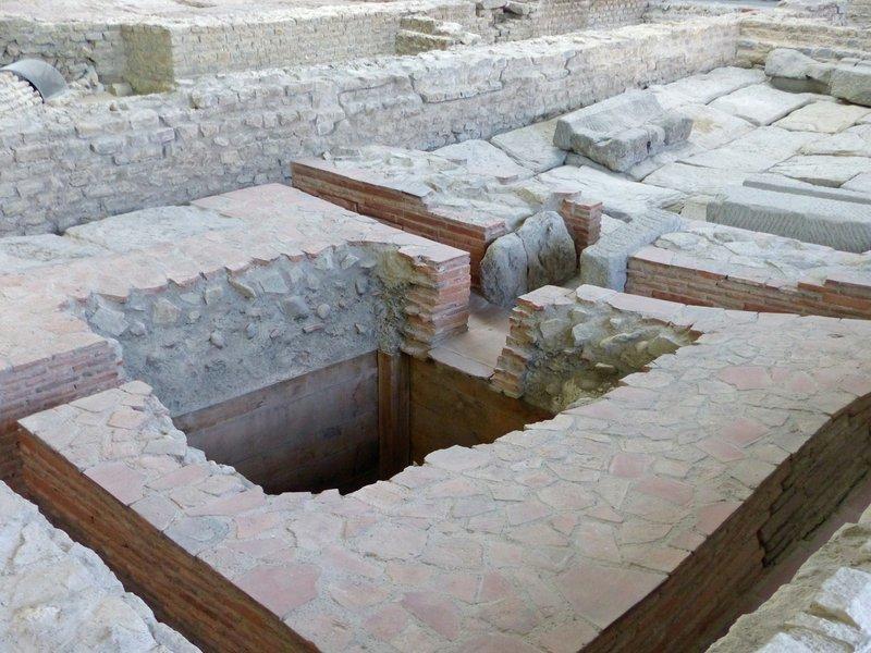 The baths, Cambodunum Archaeological Park