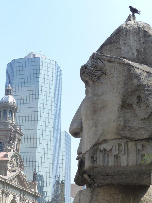 Santiago 2016 - Plaza de Armas