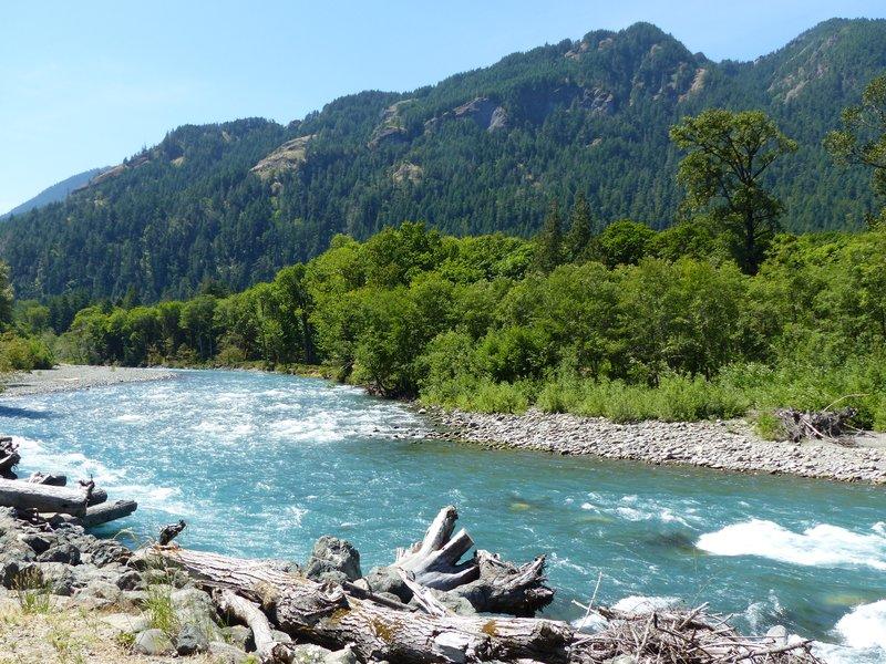 Elwha River, Olympic NP