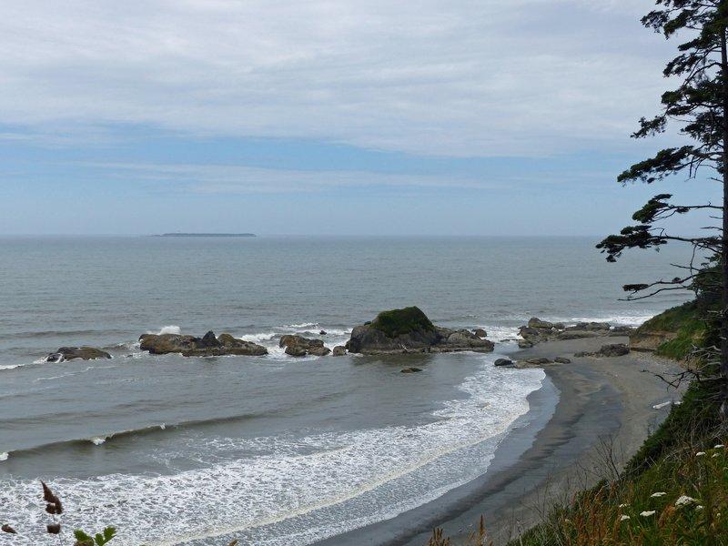 Beach 4, Olympic NP