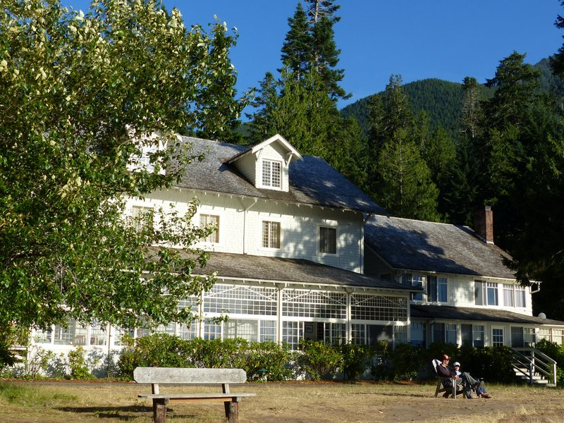 Lake Crescent Lodge, Olympic NP