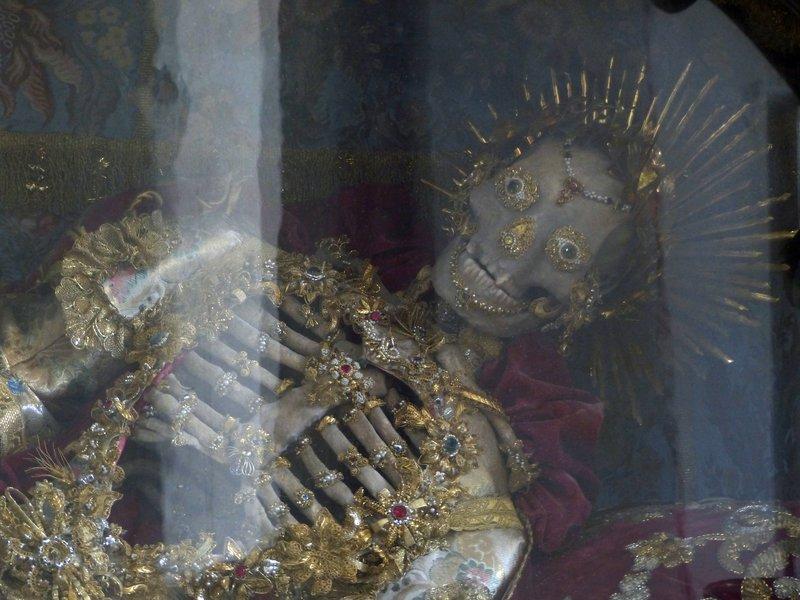 St Innocentius, St Lorenz Basilica, Kempten