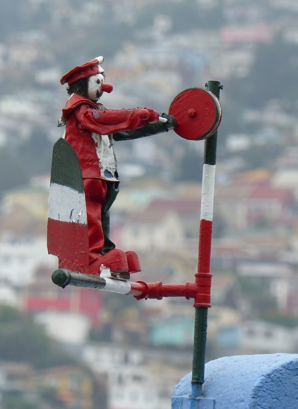 Valparaiso 2016 Cerro Concepcion