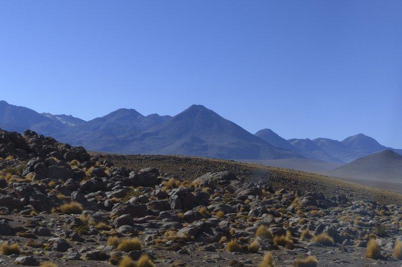 Atacama scenery