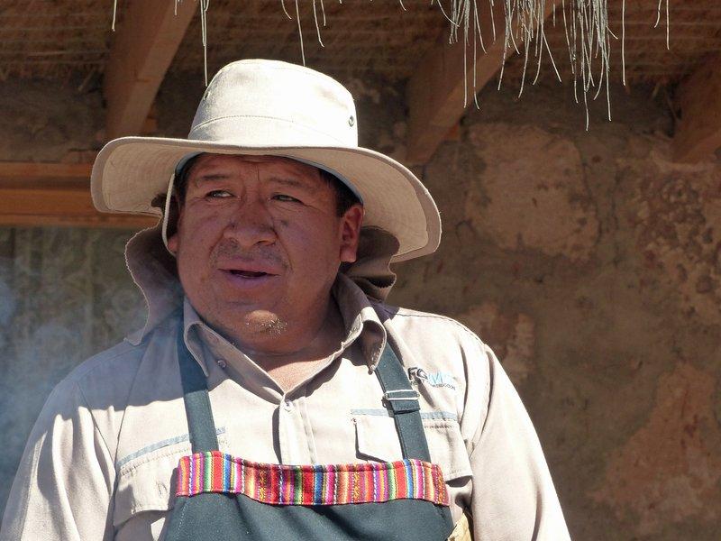 Kebab seller, Machuca