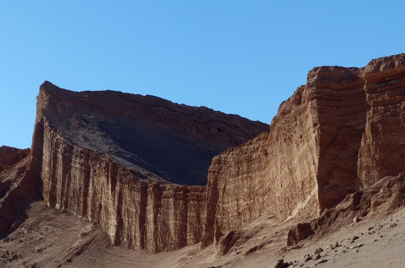 The Amphitheatre, Valle de la Luna