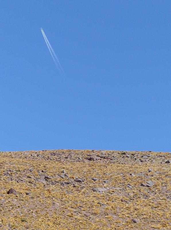 View from the Mirador Miniques, Atacama Desert