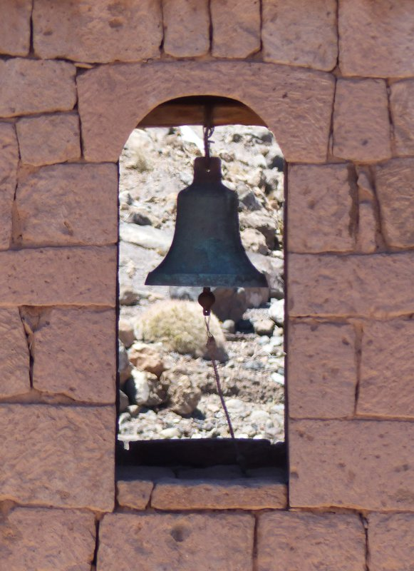 Church in Socaire, Atacama Desert
