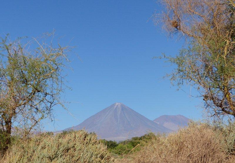 Licancábur Volcano
